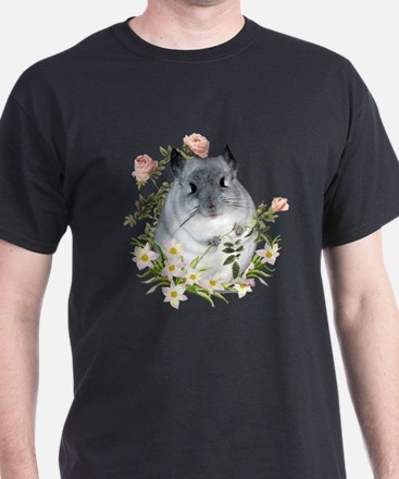 Chin with Rose T-Shirt