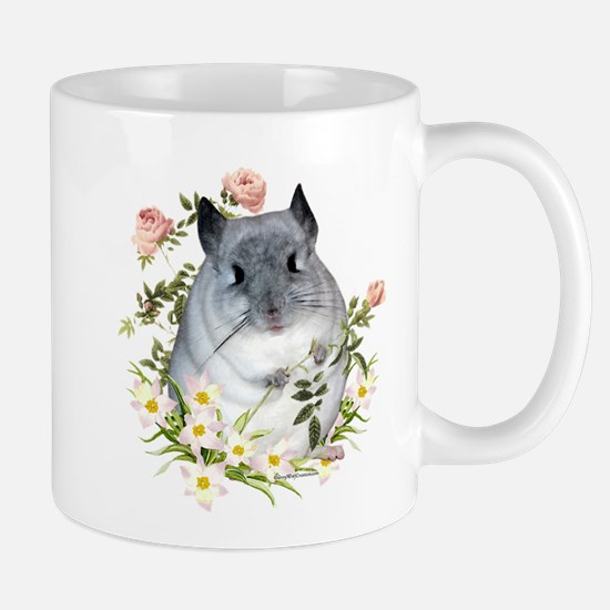 Chin with Rose Mug