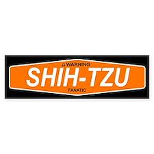 SHIH-TZU Bumper Bumper Sticker