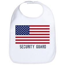Ameircan Security Guard Bib