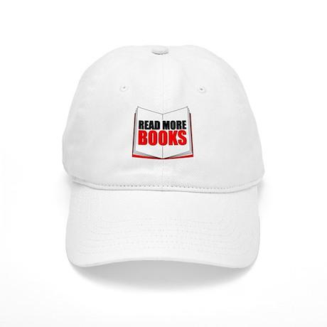 Read More Books Cap