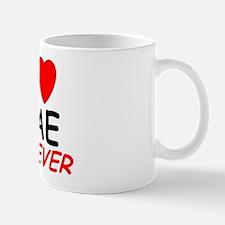 I Love Mae Forever - Mug