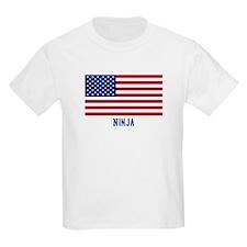 Ameircan Ninja T-Shirt
