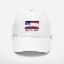 Ameircan Registered Nurse Baseball Baseball Cap