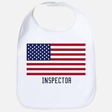 Ameircan Inspector Bib