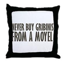 Jewish Humor Throw Pillow
