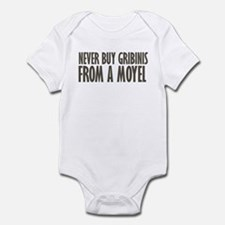 Jewish Humor Infant Bodysuit