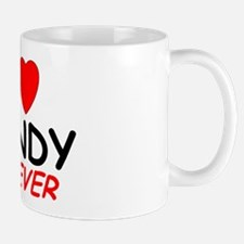 I Love Mandy Forever - Mug