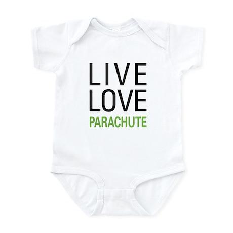 Live Love Parachute Infant Bodysuit