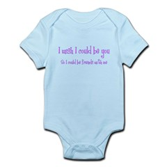 Wish Could Be You Infant Bodysuit