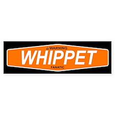 WHIPPET Bumper Bumper Sticker