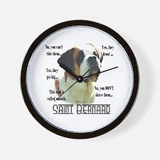 FAQ Temp Wall Clock