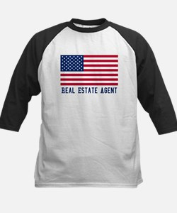 Ameircan Real Estate Agent Tee