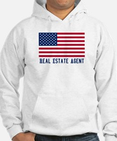 Ameircan Real Estate Agent Hoodie