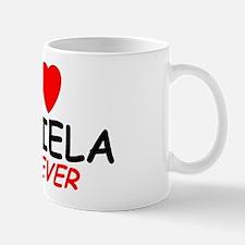 I Love Mariela Forever - Small Small Mug