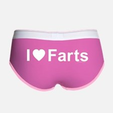 Farts Women's Boy Brief