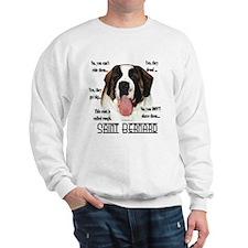 Saint(rough)FAQ Sweatshirt