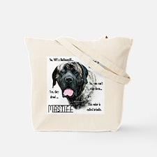 Saint(rough)FAQ Tote Bag