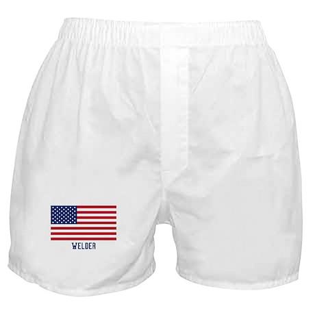Ameircan Welder Boxer Shorts