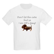 CutieDawg Kids T-Shirt