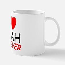 I Love Miah Forever - Mug