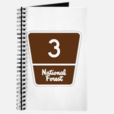 National Forest Route 3 Journal