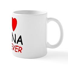 I Love Mona Forever - Mug