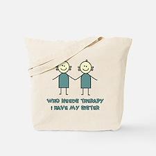Sisters Fun Tote Bag