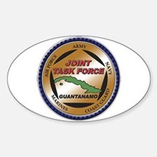 JTF Guantanamo Oval Decal