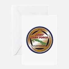 JTF Guantanamo Greeting Card