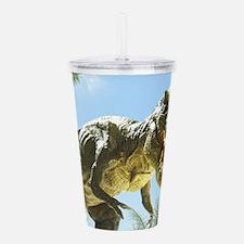 Tyrannosaurus Rex Acrylic Double-wall Tumbler
