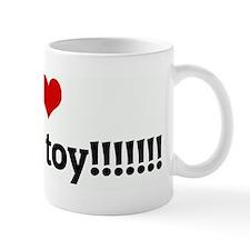 I Love jaclyn j. toy!!!!!!! Mug