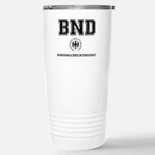 BND - GERMAN SPY AGENCY Travel Mug