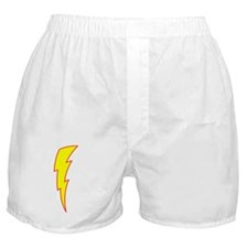 Lightning Bolt Boxer Shorts