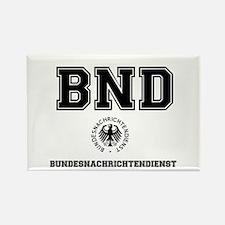 BND - GERMAN SPY AGENCY - Magnets