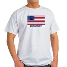 Ameircan Acupuncturist T-Shirt
