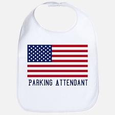 Ameircan Parking Attendant Bib