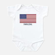 Ameircan Paralegal Infant Bodysuit