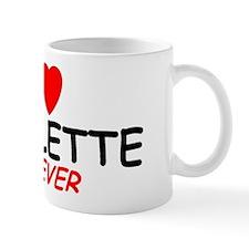 I Love Nicolette Forever - Coffee Mug