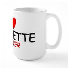 I Love Nicolette Forever - Mug