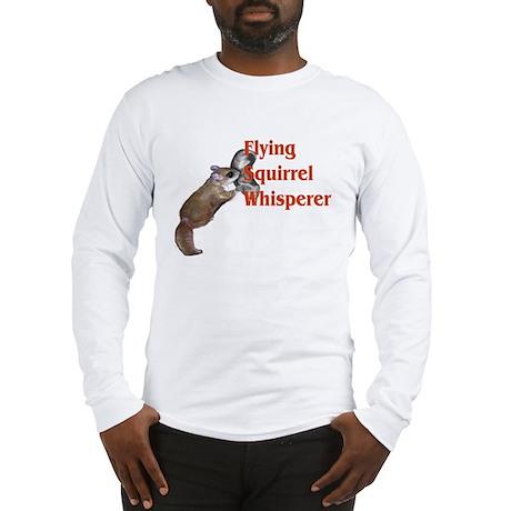 flying squirel whisperer Long Sleeve T-Shirt