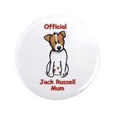 "JR Mum 3.5"" Button"