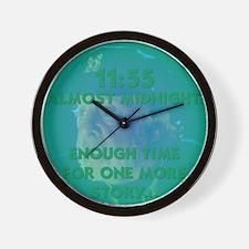 11:55 Wall Clock