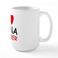 I Love Nona Forever - Ceramic Mugs