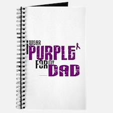 I Wear Purple For My Dad 6 (PC) Journal
