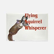 flying squirel whisperer Rectangle Magnet