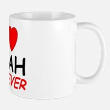 I Love Nyah Forever - Mug