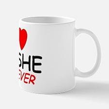 I Love Moshe Forever - Mug