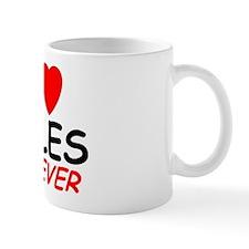 I Love Myles Forever - Mug
