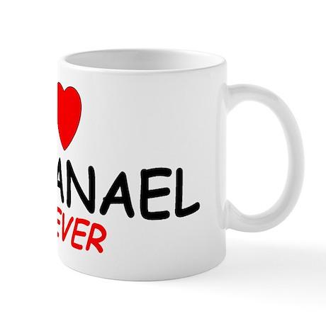 I Love Nathanael Forever - Mug